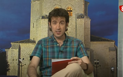 Entrevista en TV Palencia