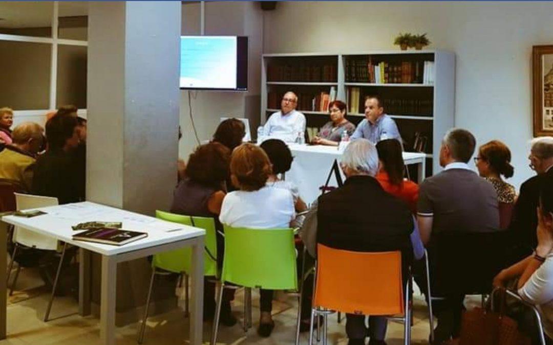 Charla Fidel sobre el proyecto Cohousing en el Ateneo