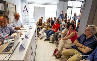 Ateneo de Palencia: Envejecimiento activo y alojamiento colaborativo