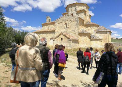 Visita al Monasterio de la Santa Espina en Valladolid